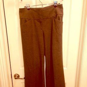 Antonio Melani dress pants wide leg size 10